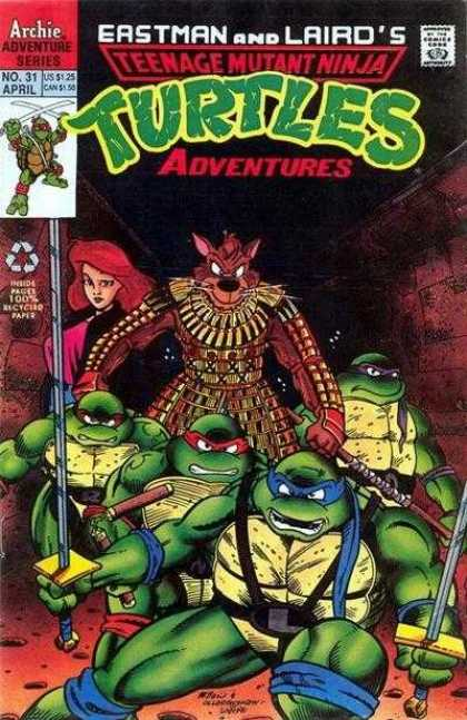 Teenage Mutant Ninja Turtles Adventures 2 31