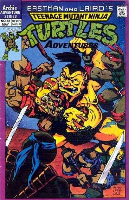 Teenage Mutant Ninja Turtles Adventures 2 32