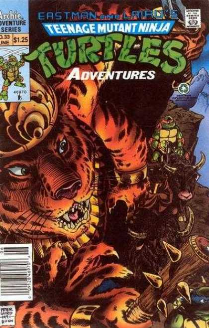 Teenage Mutant Ninja Turtles Adventures 2 33