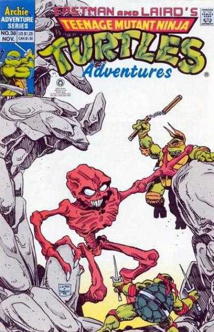 Teenage Mutant Ninja Turtles Adventures 2 38