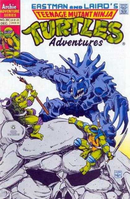 Teenage Mutant Ninja Turtles Adventures 2 39