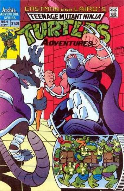 Teenage Mutant Ninja Turtles Adventures 2 4