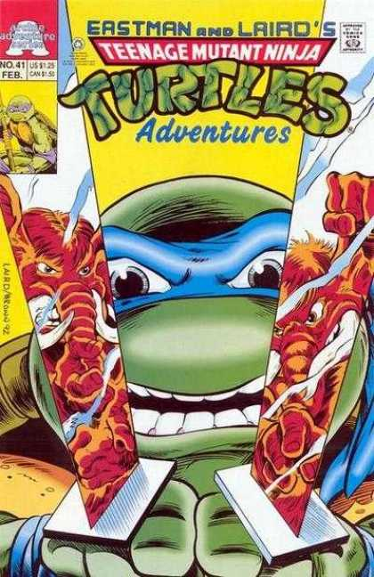 Teenage Mutant Ninja Turtles Adventures 2 41