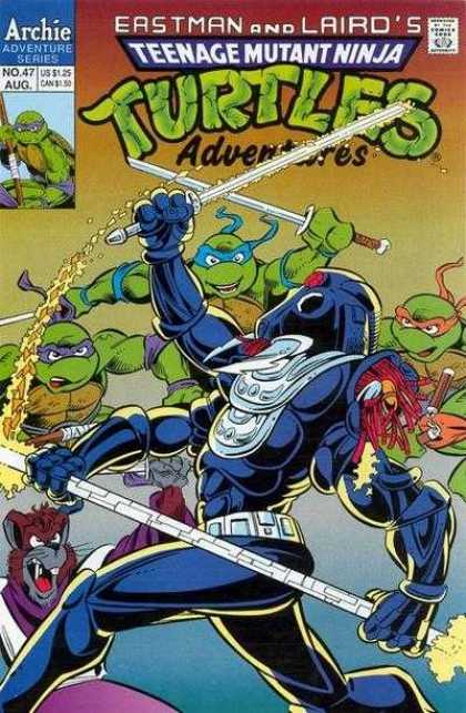 Teenage Mutant Ninja Turtles Adventures 2 47