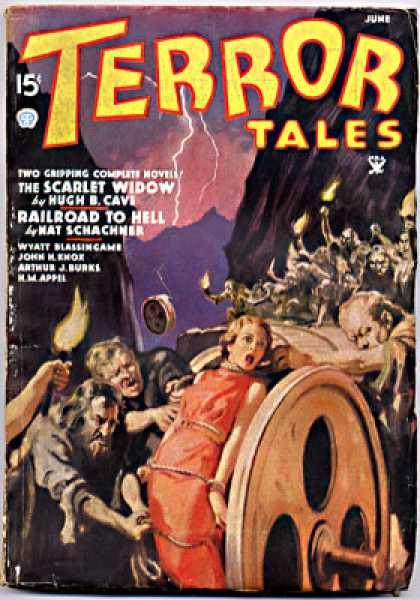 Terror Tales 10