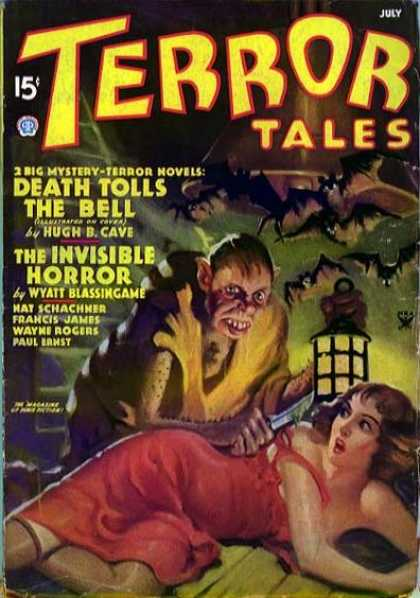 Terror Tales 11