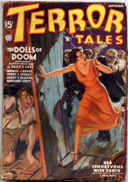 Terror Tales 13