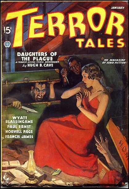 Terror Tales 17
