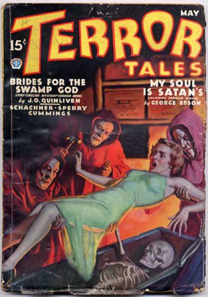 Terror Tales 21