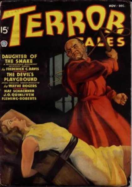 Terror Tales 25