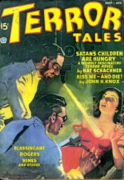 Terror Tales 29