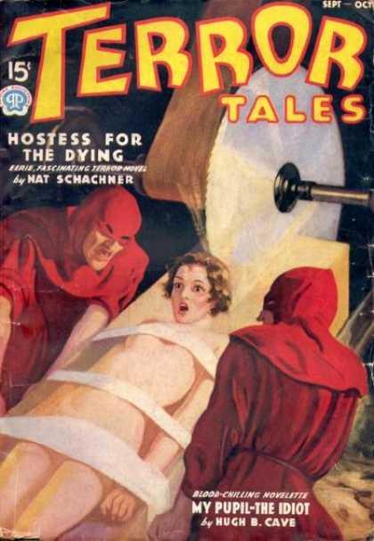 Terror Tales 31