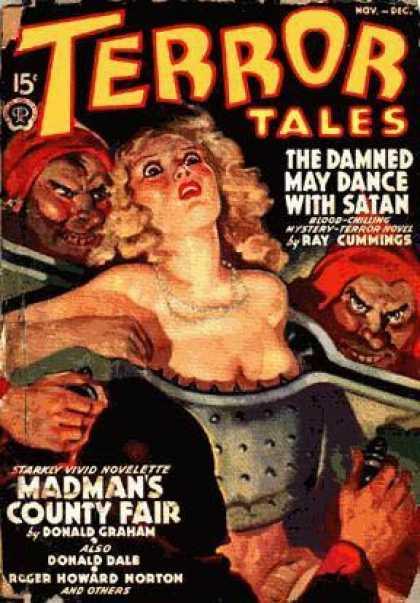 Terror Tales 32