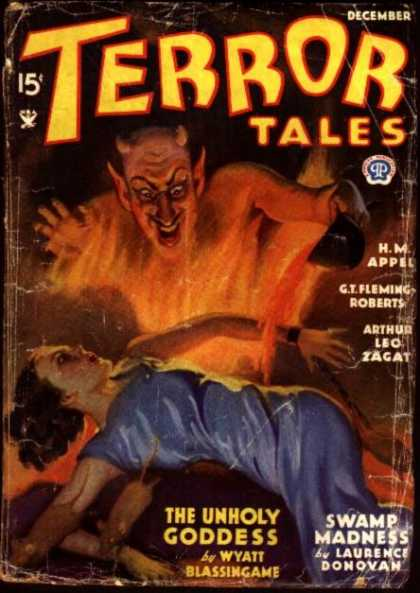 Terror Tales 4