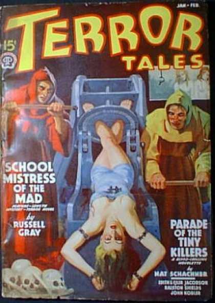 Terror Tales 41