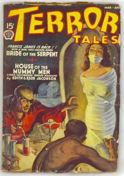 Terror Tales 42