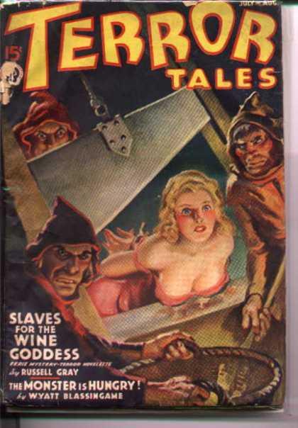 Terror Tales 43