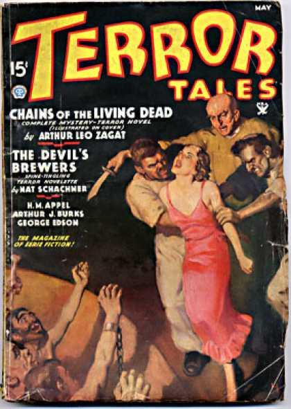 Terror Tales 9