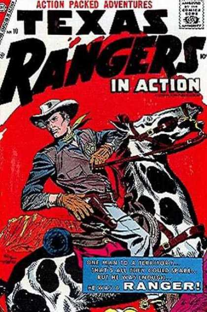 Texas Rangers in Action 10