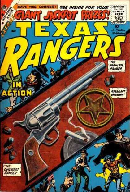 Texas Rangers in Action 16