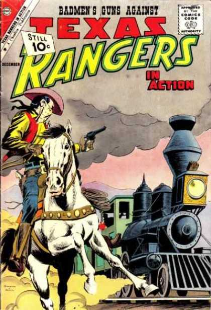 Texas Rangers in Action 31