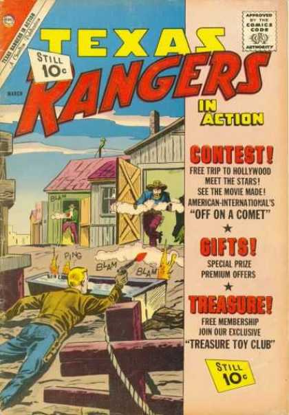 Texas Rangers in Action 32