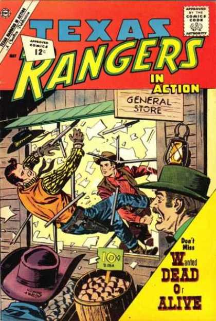 Texas Rangers in Action 33