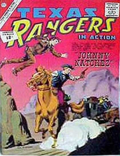 Texas Rangers in Action 36