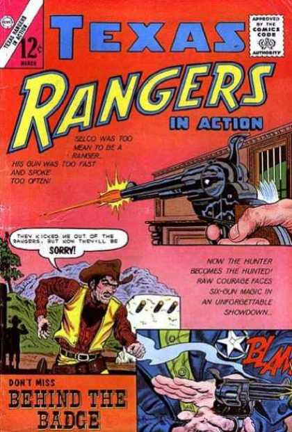 Texas Rangers in Action 38