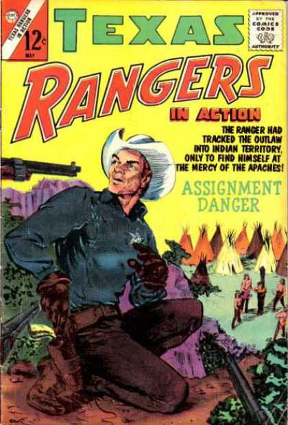 Texas Rangers in Action 39