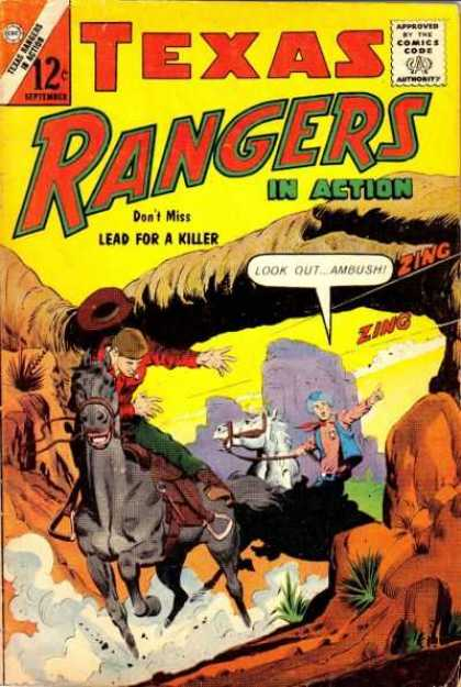 Texas Rangers in Action 41