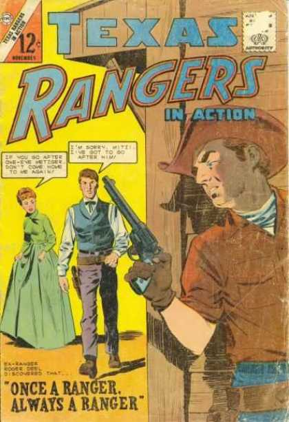 Texas Rangers in Action 47