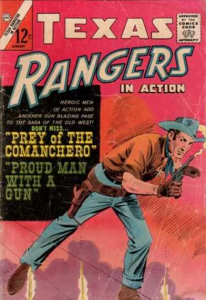 Texas Rangers in Action 48