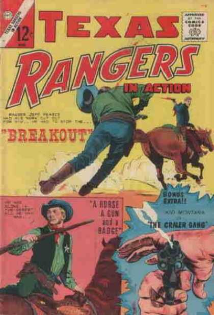 Texas Rangers in Action 49