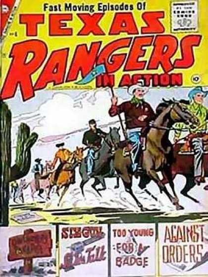 Texas Rangers in Action 6