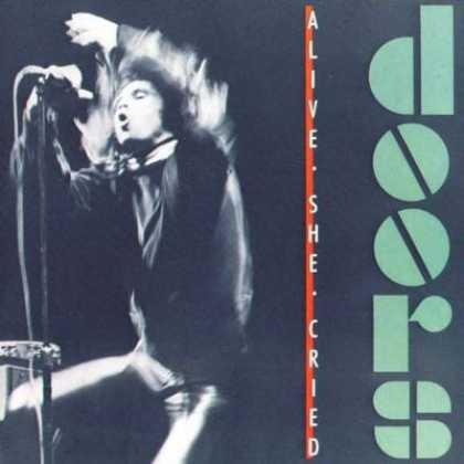 The Doors - The Doors - Alive She Cried