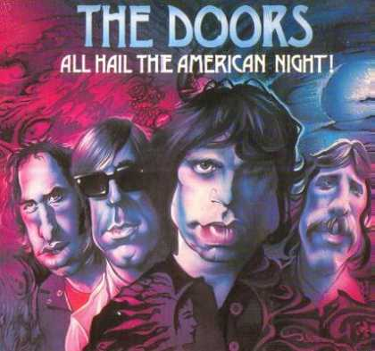 The Doors - The Doors -all Hail The American Night