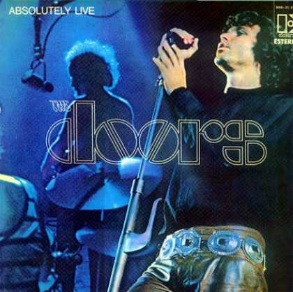 The Doors - The Doors - Absolutely Live