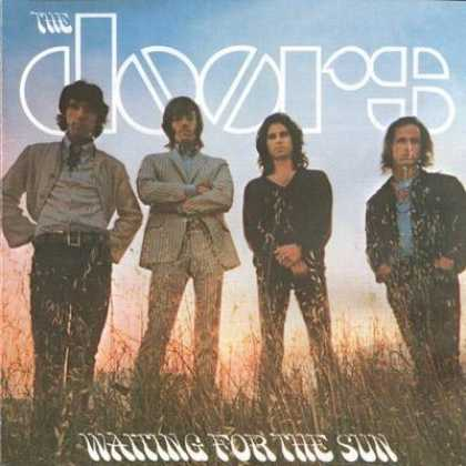 The Doors - The Doors - Waiting For The Sun