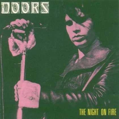 The Doors - The Doors The Night On Fire