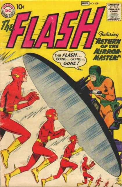 The Flash (1959) 109