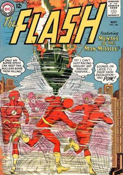 The Flash (1959) 144 - Dc - Dc Comics - May - No 144 - 144