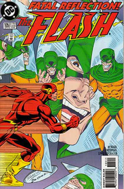 The Flash 105