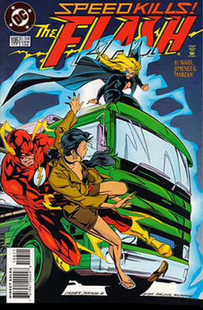 The Flash 106
