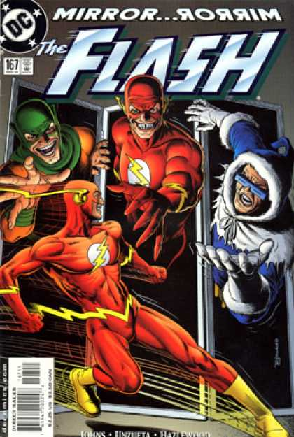The Flash 167 - Dc - 167 - Mirror - Direct Sales