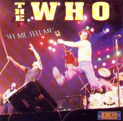 The Who - The Who See Me Feel Me