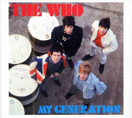 The Who - The Who My Generation SE R2