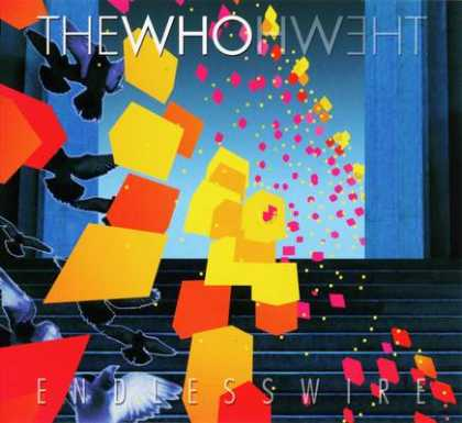 The Who - The Who - Endless Wire - Deluxe Edition