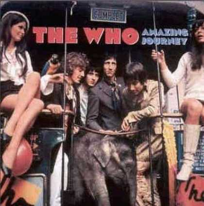 The Who - The Who - Amazing Journey