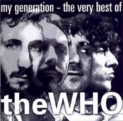 The Who - Who - My Generation The Very Best Of The Who